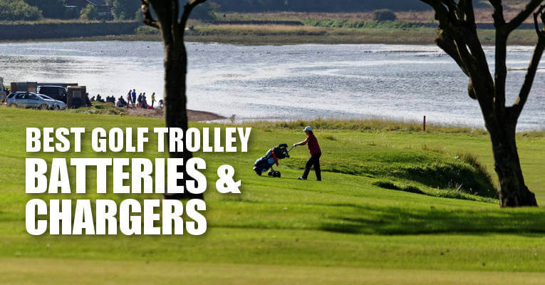 best-golf-trolley-batteries-chargers-review