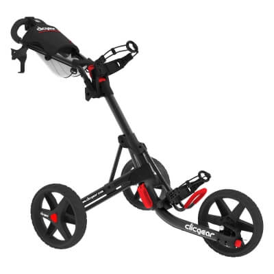 best golf push carts review