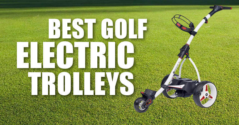 best-golf-electric-trolleys