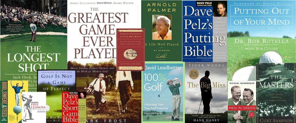 best-golf-books