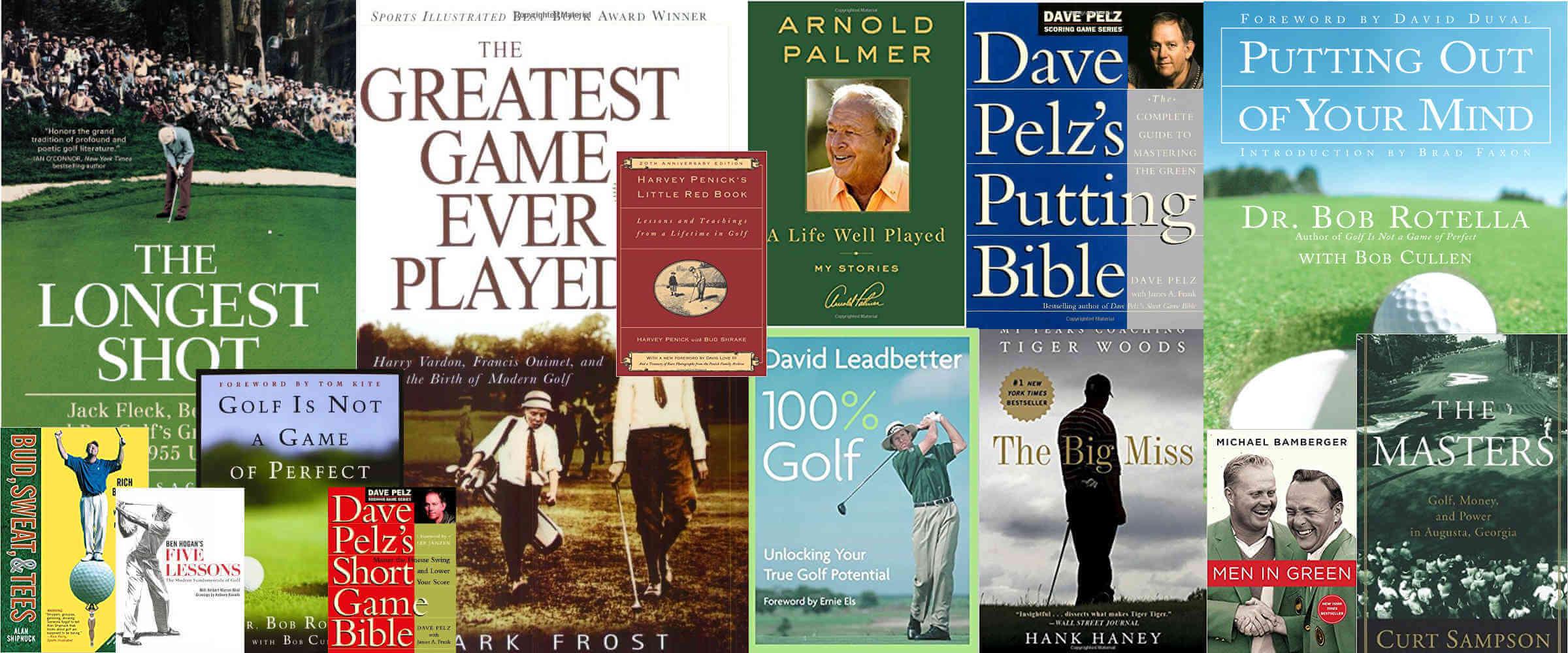 best-golf-books