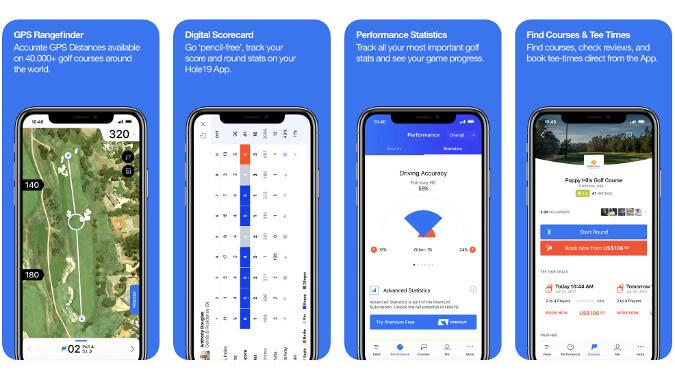 Best Apple Watch Golf Apps and GPS | Reviews | Golf Assessor