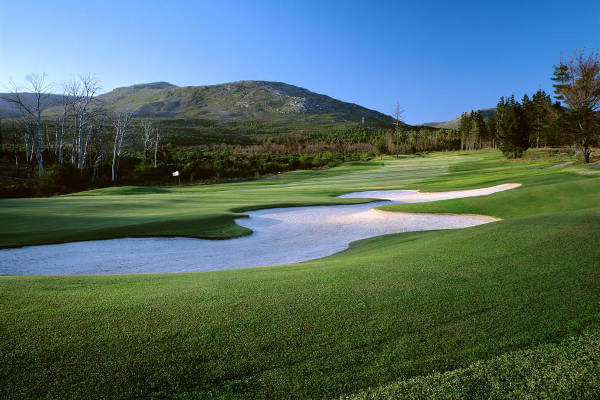 arabella golf 15th