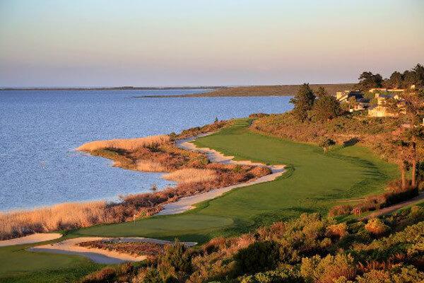 arabella golf 18th