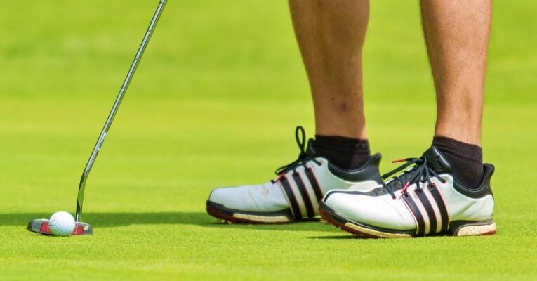 nike rain golf shoes