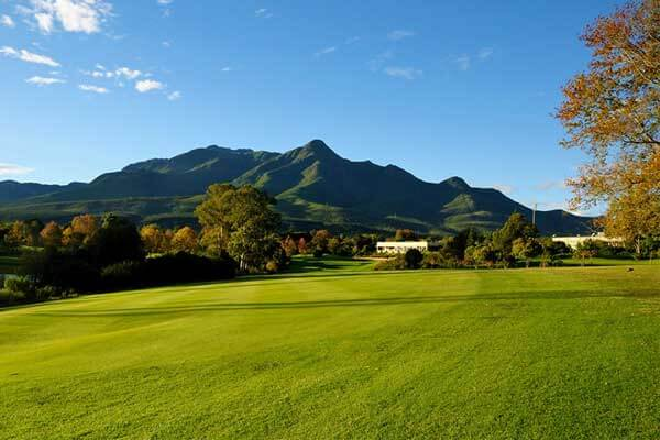 George Golf Course South Africa