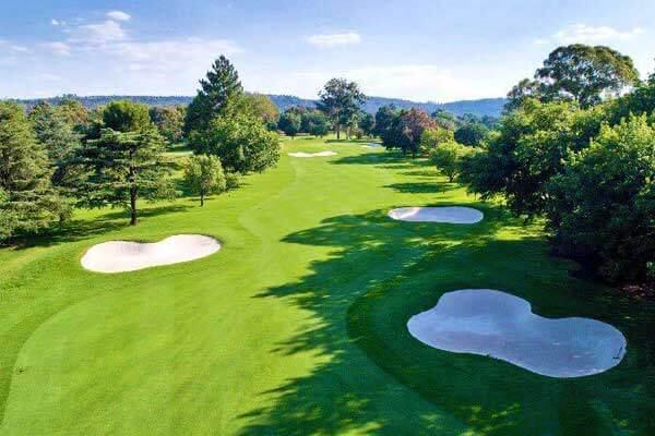 Royal Johannesburg & Kensington Golf Club South Africa
