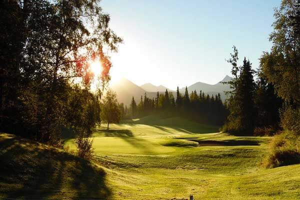 Anchorage-golf-course-Alaska-USA