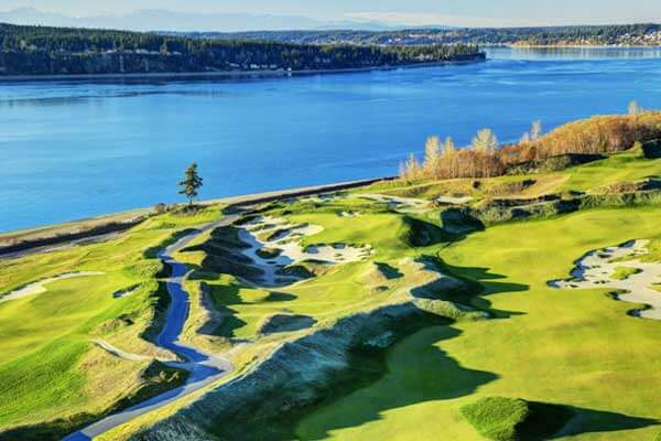 Chambers-Bay-Golf-Course-Washington-USA