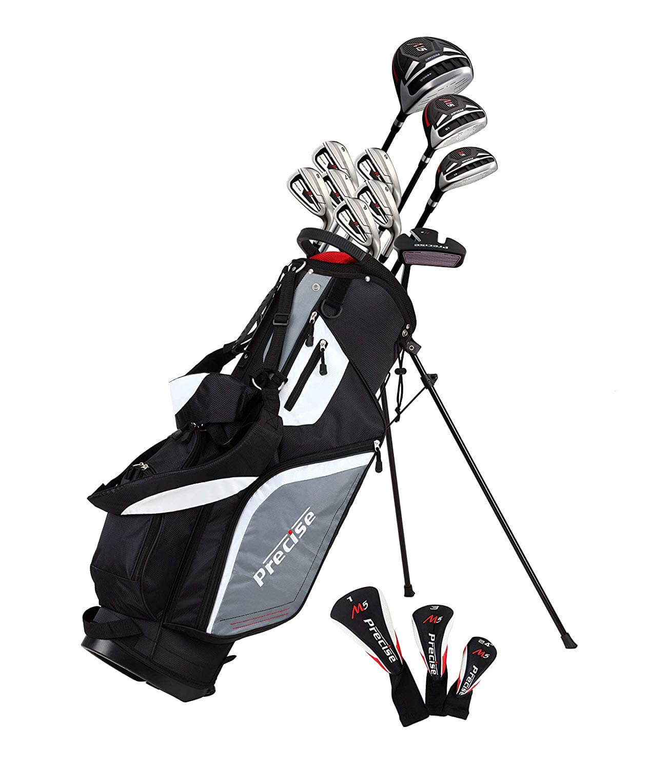 Precise M5 Complete Golf Clubs