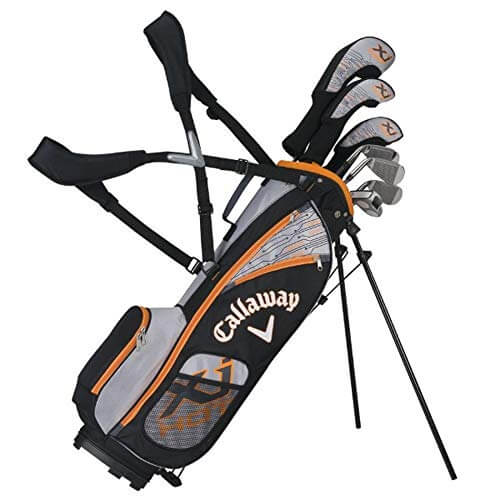 callaway xj junior set