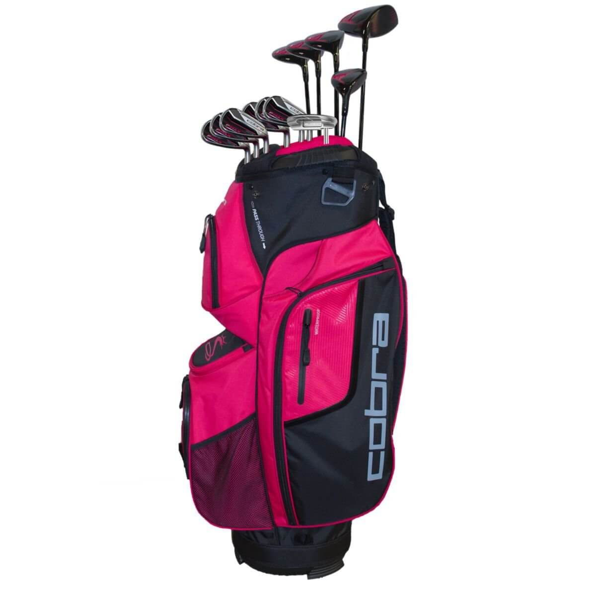 cobra f-max womens golf clubs