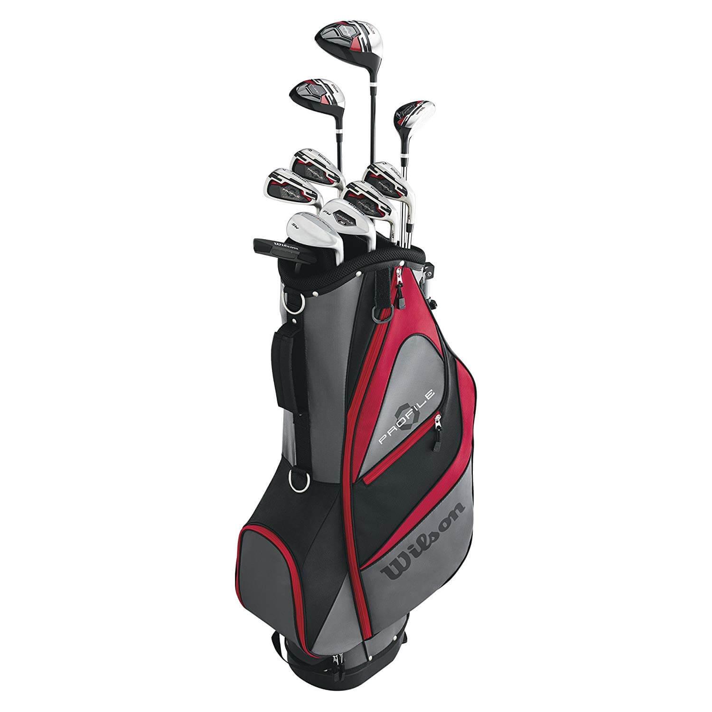 wilson complete golf set