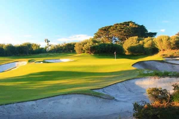 Royal Melbourne West Golf Course Australia