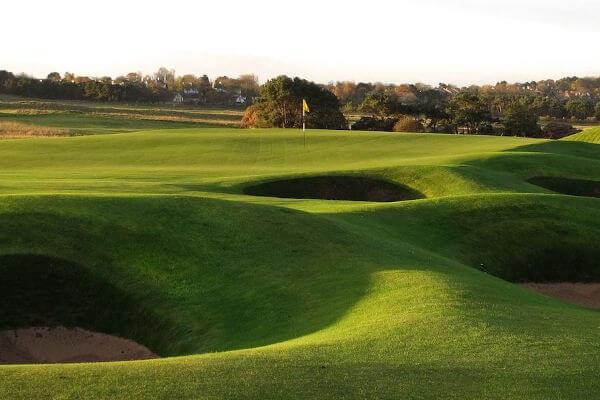 Muirfield golf