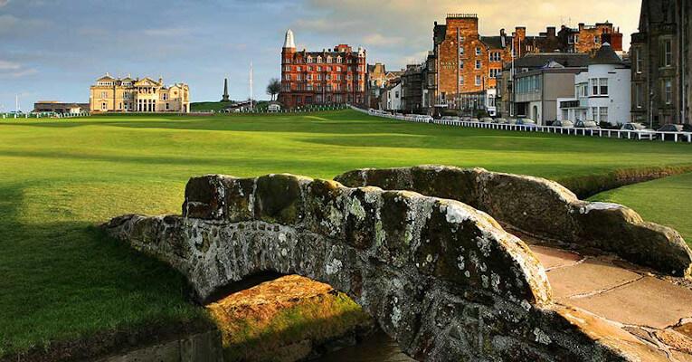 best golf courses in scotland