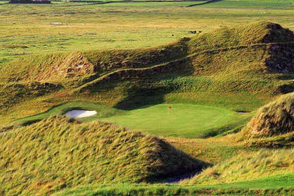 Carne (Hackett) Golf Course