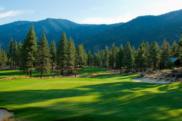 Clear Creek Tahoe Golf Course