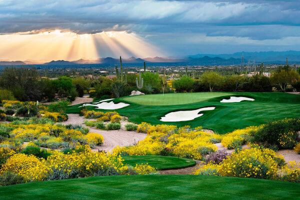 Estancia Golf Course