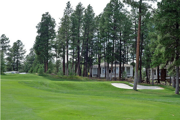 Forest Highlands (Canyon) Golf Club