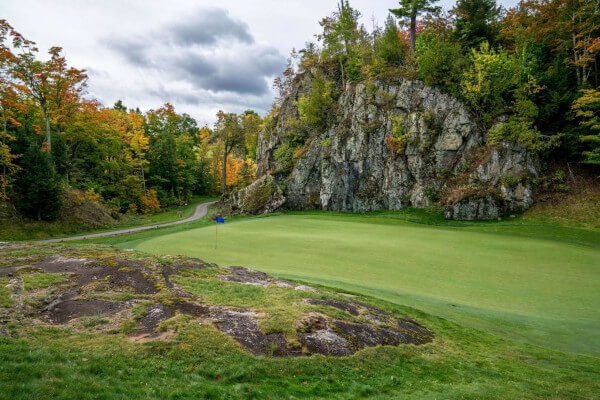 Marquette (Greywalls) Golf course