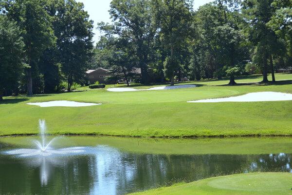 Meadow Brook CC Golf Course