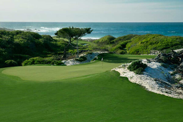 Monterey Peninsula (Dunes) Golf Course