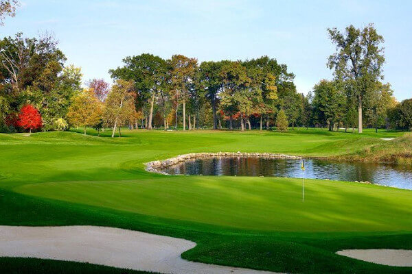 Orchard Lake CC Golf Course