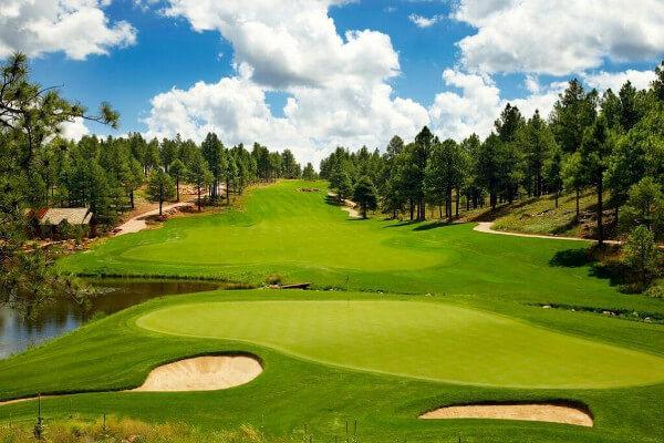 Pine Canyon Golf Course