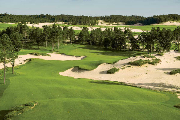 Sand Valley (Mammoth Dunes) Golf Course