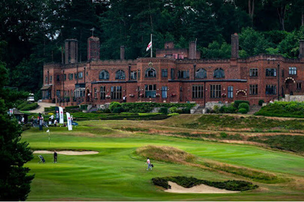 St Georges Hill Golf Club