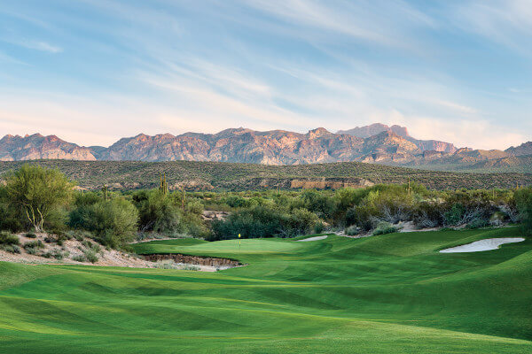 We-Ko-Pa-Cholla Golf Course