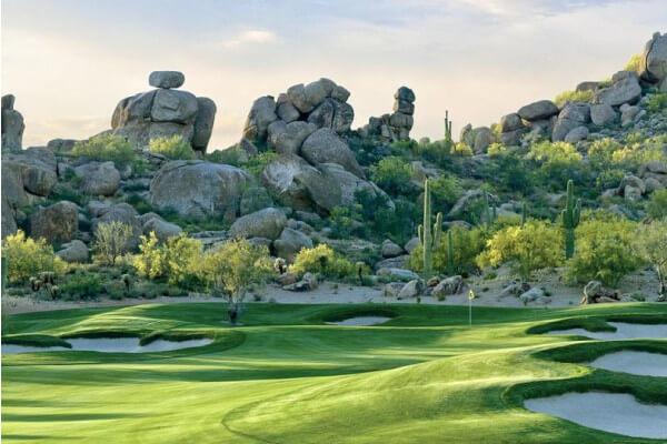 Whisper Rock Golf Club