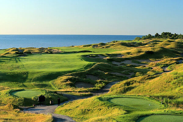 Whistling Straits (Straits) Golf Course