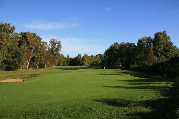 Woodhall Spa (Hotchkin) Golf Club