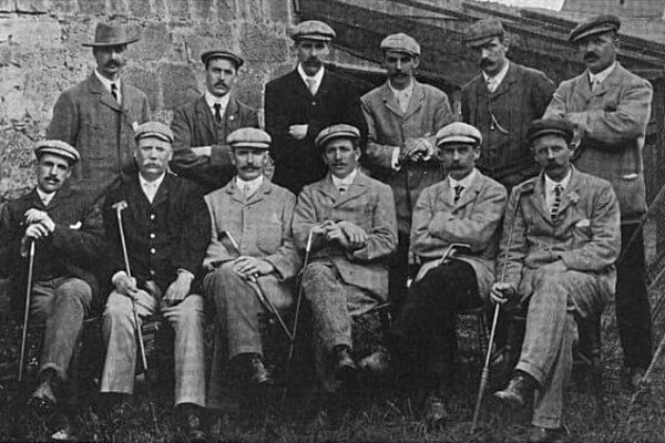 history of golf scotland