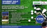 PRESS RELEASE: Gourmet Golf Classic – Open Event
