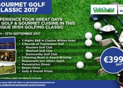 PRESS RELEASE: Gourmet Golf Classic – Open Event