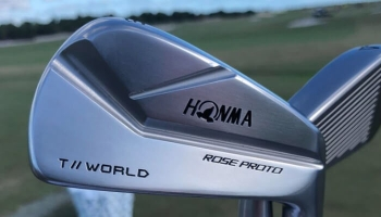 Rose Signs 10-Club Deal With Honma Golf